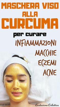 #mascheraviso #curcuma #faidate #evoluzionecollettiva