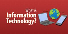 An overview of the field of Information Technology and a list of jobs within in. What Is Information, It Management, Information Technology, Software, Reading, Reading Books, Computer Technology
