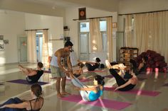 Association for Yoga and Meditation Rishikesh India  http://www.indianyogaassociation.com/inquiry_form_4.html