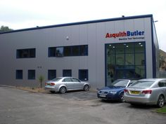 Asquith Butler exterior signs designed and installed
