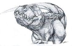 V REX by gordotote.deviantart.com