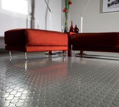 Why Rubber Floors Are Great For Kitchens and Bathrooms   Commercial ...