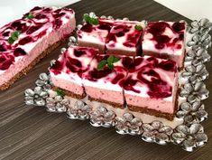 Malaga - wiśniowe ciasto bez pieczenia - Blog z apetytem