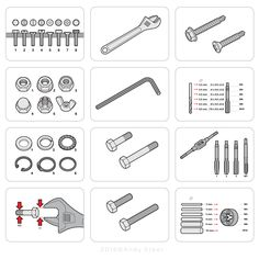 Metal Fasteners - Website