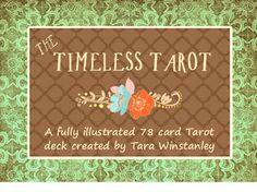 El Tarot intemporal una baraja tradicional de por TaraWinstanley