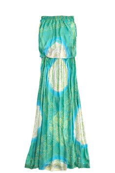 Bloussant Full Maxi Dress::VIEW ALL::DRESSES::CLOTHING::Calypso St. Barth