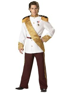 Check out Prince Charming Costume - Wholesale Fairytale Costumes for Men from Wholesale Halloween Costumes