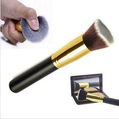 Women Brush Retail Cosmetic Face Base Powder Eye Shadow Makeup Tools
