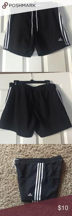 Adidas workout shorts 100% polyester workout shorts by Adidas. Adidas Shorts