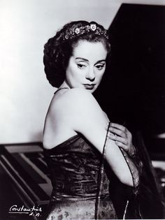 Elsa Lanchester, a wonderful British comedienne. Best in the Bride of Frankenstein and Witness for the Prosecution.