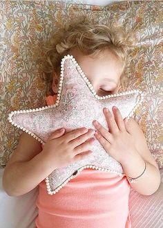 Handmade Liberty of London Star Pillow   PollenLove on Etsy