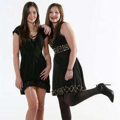 Une robe pour le réveillon du nouvel an unique et faîtes par vos propre mains ça vous tente ? Le tuto est ici >>> http://www.perlesandco.com/Robe_Noire_dentelle_avec_perles_en_cristal_Swarovski-s-2439-40.html