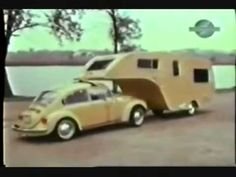 You have to watch this! It's incredible! like a clamp on 5th wheel, but better.   Camper Unit 1974   Bay City Electric Works | Facebook