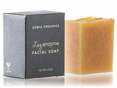 Organic pumpkin and tomato are incorporated into our well-loved facial soap recipe for a gentle yet effective enzymatic exfoliation. The mild exfoliating action is complimented by the soothing, soften