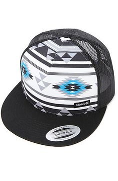 c5e241c0064 The Pop Trucker Hat in Black by Hurley use rep code  OLIVE for 20%
