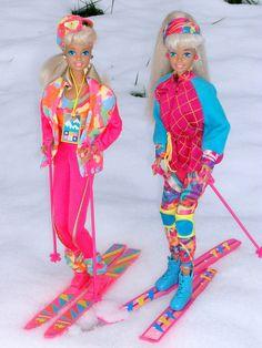 Barbie Winter Sports and Ski fun Barbie   Flickr - Photo Sharing!