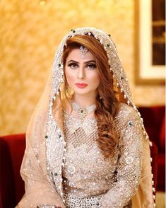 Bride Makeup, Bridal Eye Makeup, Day Makeup, Bridal Outfits, Bridal Dresses,