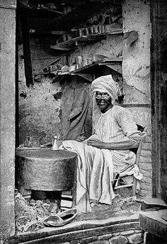 Cairo - shoemaker