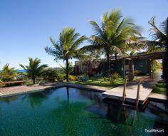 O Resort preza pela excelência dos serviços, sustentabilidade ecológica e exaltação da cultura regional. #Brasil #Viagem #Luxo