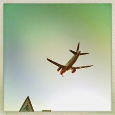 RAMÓN GRAU. Director of Photography: Tarde de aviones . El prat de Llobregat . Barcelona abril de este año .