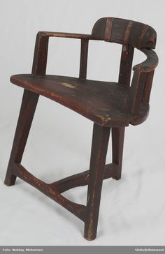 DigitaltMuseum - Stol Chairs, Furniture, Home Decor, Decoration Home, Room Decor, Home Furnishings, Stool, Side Chairs, Home Interior Design