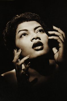 Pearl Bailey photographed by Wallace Seawell , 1950s