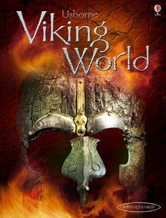 Viking World (Usborne Illustrated World History): Amazon.co.uk: Philippa Wingate, Anne Millard, Gerald Wood: Books