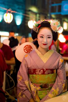 Maiko san by C. Padilla on 500px