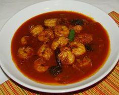 Chemmeen Mulaku Curry