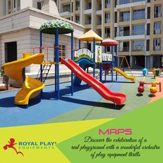 If you seek perfection and quality built play equipment, then you have good luck. Royal Play are masters when it comes to building new and inspiring play equipment.  #royalplayequipment #playground #childrensattraction #childrenplayground