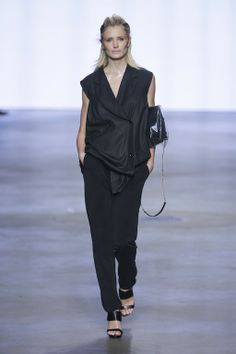 Ready To Fish by ILJA Ready-to-Wear Fall/Winter 2014 #aifw