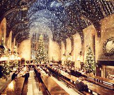 Hogwarts. The ultimate dream home