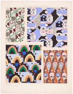 George Valmier - The Art of Pochoir