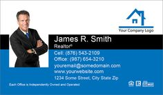Independent Agency Business Cards Custom Order