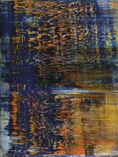 Gerhard Richter » Art » Paintings » Abstracts » Forest (4) » 734