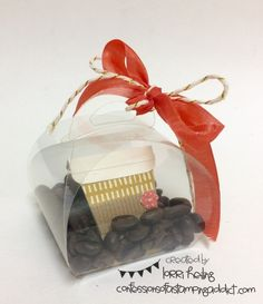 More Founder's Circle Photos – Coffee Themed Gift :: Confessions of a Stamping Addict Lorri Heiling