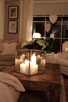 Amazing Home Decor Ideas To Inspire You for a Romantic Living (1)