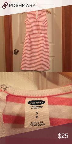 Old Navy Striped Dress Old Navy Striped Dress Old Navy Dresses
