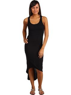 Volcom - Wink Back Bare Maxi Dress- This would look Super Hot in Red!