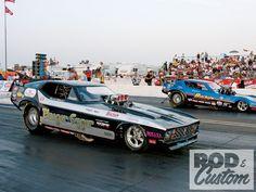 www.old classic hotrods.com | Hot Rod Reunion Vintage Race Cars Sponsored Drag Race Car