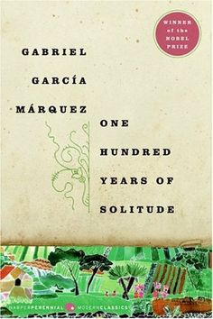 One Hundred Years of Solitude by Gabriel Garcia Marquez, http://www.amazon.com/dp/006112009X/ref=cm_sw_r_pi_dp_h8xBrb04PGE75