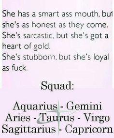 lol so sarcastic it's my second language XD #Gemini