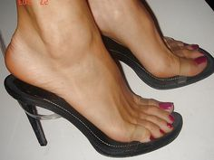 Perfect Feet and Toes. Love it!
