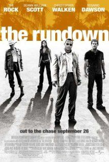 Watch The Rundown full hd online Directed by Peter Berg. With Dwayne Johnson, Seann William Scott, Christopher Walken, Rosario Dawson. A tough aspiring chef is hired to bring home a mobster's The Rock Movies, Top Movies, Comedy Movies, Great Movies, Movies To Watch, The Rock Dwayne Johnson, Dwayne The Rock, Rock Johnson, Internet Movies