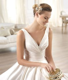 OCUMO, Vestido Noiva