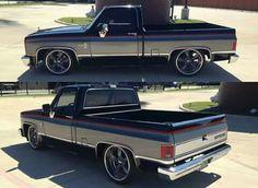 1984 Chevy Silverado SWB