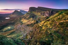 A Quiraing sunrise by Gavin Duncan on 500px