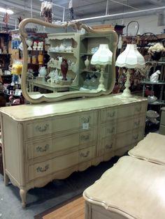 Encore Resales Inventory :: $489 Dresser & Mirror image by EncoreResales - Photobucket