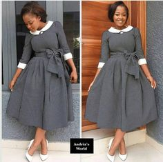 Top Shweshwe print African fashion 2019 For Women's - fashionist now African Print Dresses, African Print Fashion, African Fashion Dresses, African Dress, African Attire, African Wear, Modest Fashion, Fashion Outfits, Plus Zise
