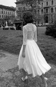 Liz Martinez Haute Couture - Back is gorgeous!!!
